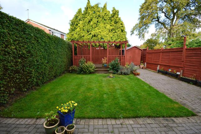 To The Rear of Fir Tree Avenue, Tile Hill, Coventry CV4