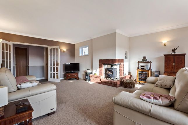 Thumbnail Detached bungalow for sale in Station Road, Tempsford, Sandy