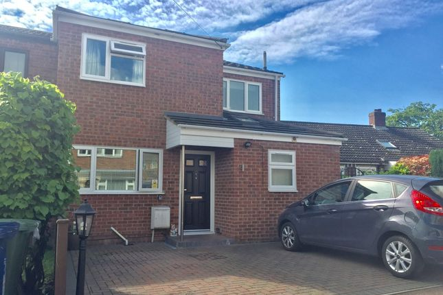Thumbnail Semi-detached house for sale in March Lane, Cambridge, Cambridgeshire