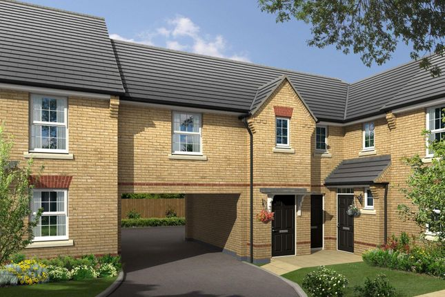Thumbnail Terraced House For Sale In Malting At Moss Lane Elworth Sandbach