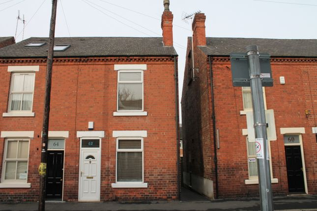 Thumbnail Semi-detached house to rent in City Road, Dunkirk, Nottingham