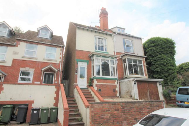 Thumbnail Terraced house to rent in Summer Road, Kidderminster