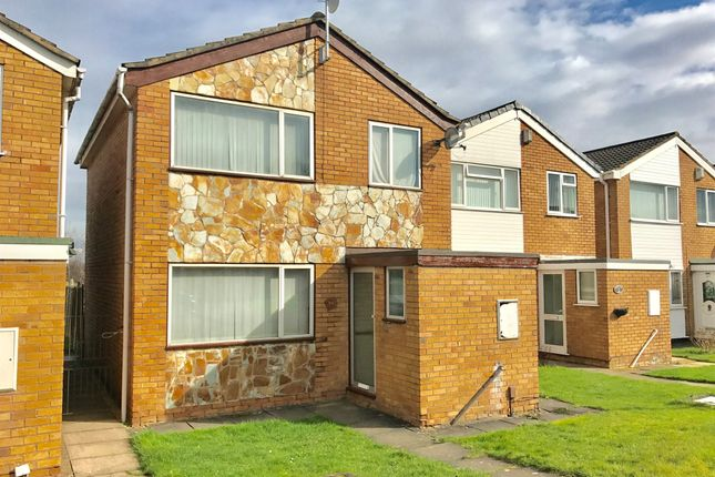 Thumbnail Detached house for sale in Campion Walk, Leicester
