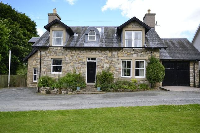 Thumbnail Detached house for sale in Greystone, Lamancha, West Linton