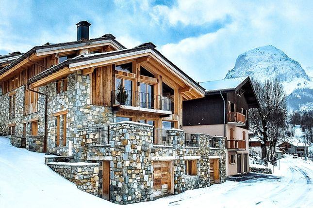 The Chalets For Sale