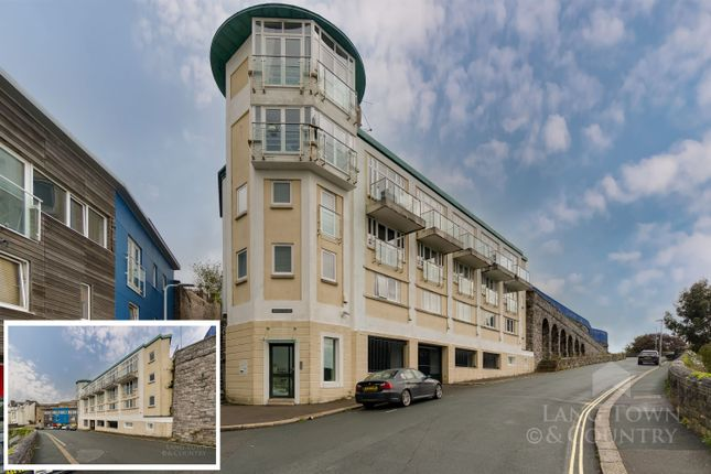 Thumbnail Town house for sale in Trinity Place, Cliff Road, The Hoe, Plymouth