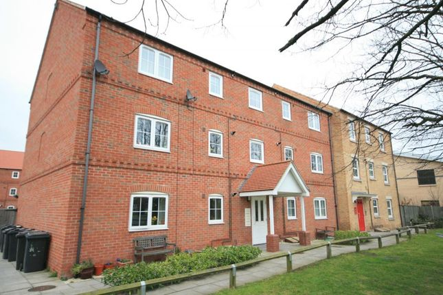 Thumbnail Flat to rent in Lancaster Court, Auckley, Doncaster