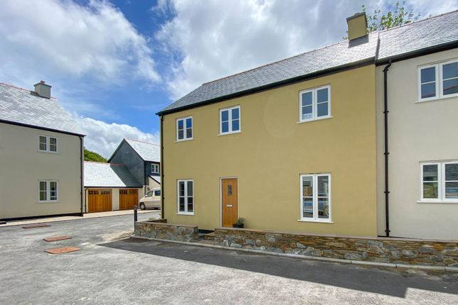 4 bed end terrace house for sale in Higman Close, Mary Tavy, Tavistock PL19