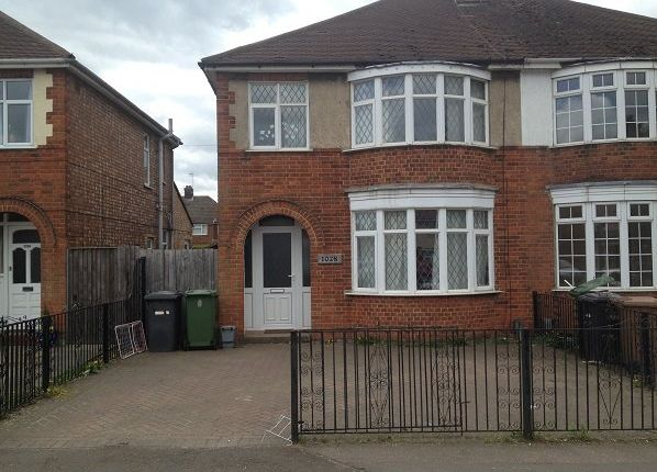 Thumbnail Semi-detached house for sale in Lincoln Road, Peterborough