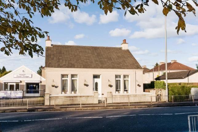 Thumbnail Property for sale in Kirk Road, Wishaw, North Lanarkshire, United Kingdom