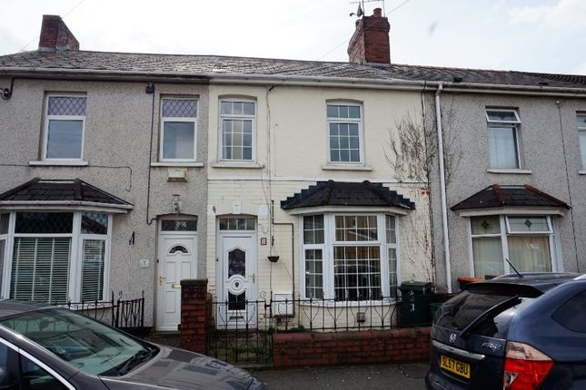 Thumbnail Terraced house for sale in Rogerstone, Newport