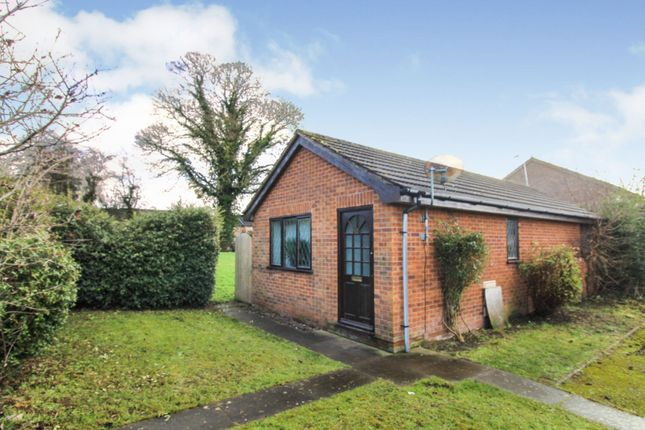 Thumbnail Detached bungalow for sale in Applewood Heights, West Felton, Oswestry