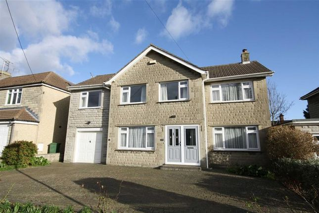Detached house for sale in Hardenhuish Avenue, Chippenham, Wiltshire