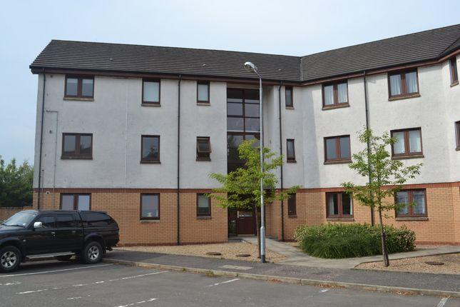 Thumbnail Flat to rent in Finglen Crescent, Tullibody, Alloa