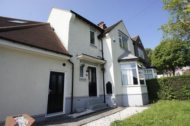 Thumbnail Semi-detached house for sale in Ridgeway Crescent, Gleadless, Sheffield