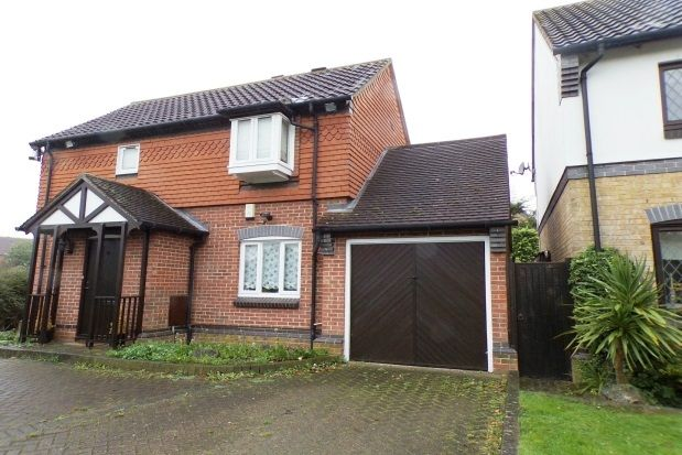 Thumbnail Detached house to rent in Fleming Gardens, Harold Wood, Romford