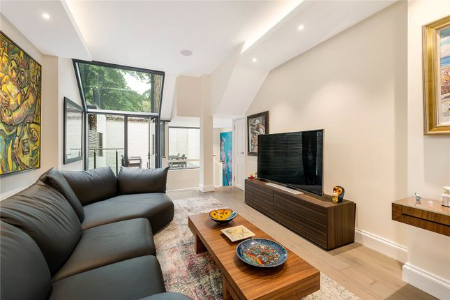 Thumbnail Terraced house for sale in Ifield Road, Chelsea, London