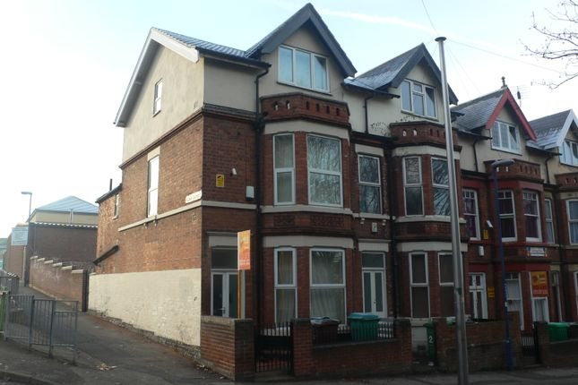 Thumbnail Terraced house to rent in Southey Street, Hyson Green, Nottingham