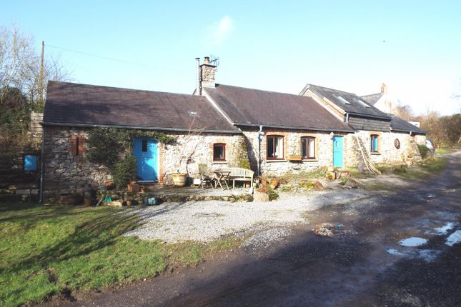 Thumbnail Detached house for sale in Kite Hill Barn, Cheriton, Llanmadoc, Gower, Swansea