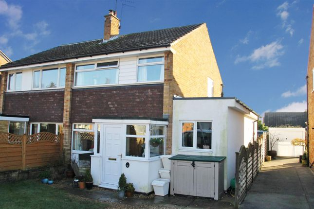 Thumbnail Semi-detached house for sale in Fairways Avenue, Harrogate