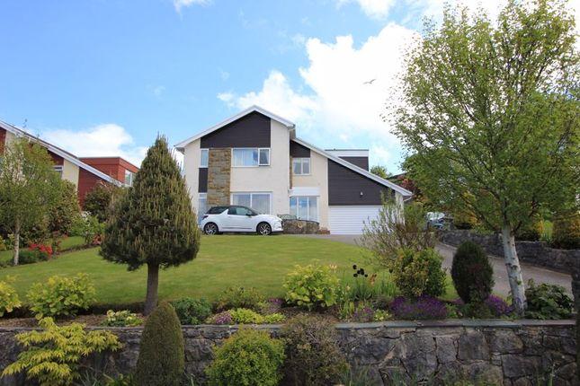 Thumbnail Detached house for sale in Llanrwst Road, Colwyn Bay