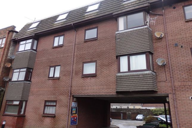 Thumbnail Flat for sale in Princess Court, Llanelli