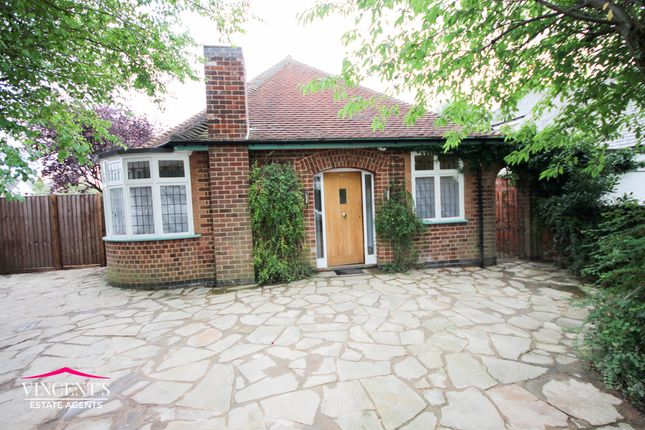 Thumbnail Detached bungalow for sale in Letchworth Road, Leicester