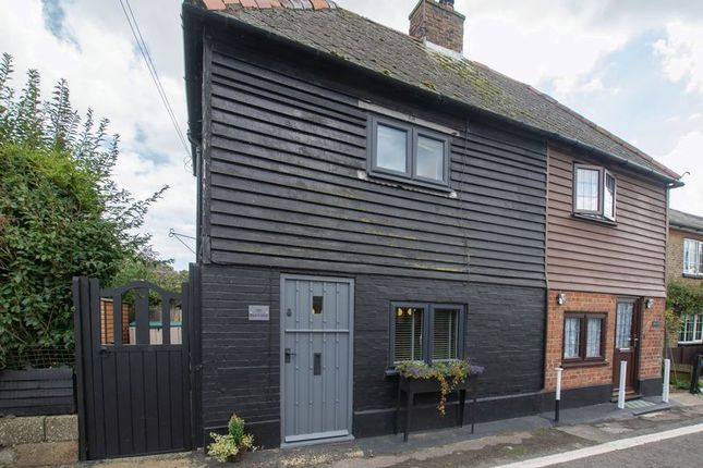 Thumbnail Semi-detached house for sale in Lower Street, Eastry, Sandwich