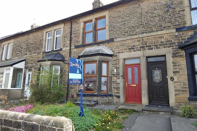 Thumbnail Terraced house for sale in Windsor Park Road, Buxton, Derbyshire