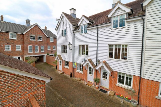 Thumbnail Town house for sale in Valonia Drive, Wivenhoe, Essex