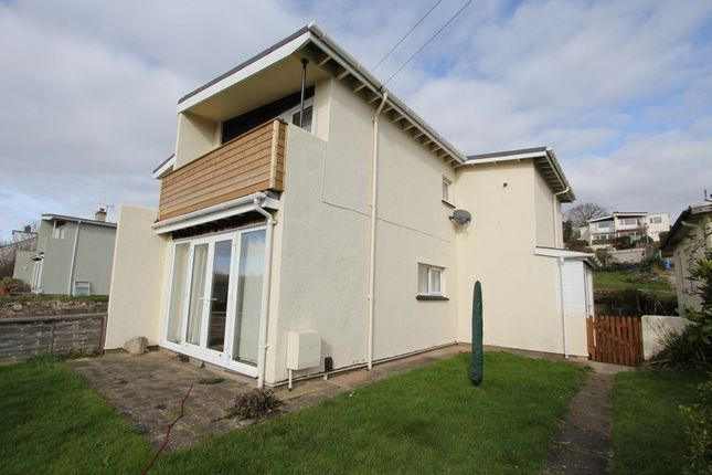 3 bed semi-detached house for sale in Rosemary Avenue, Newton Abbot