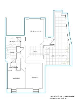 2 bed flat for sale in Riverside Road, Kirkfieldbank, Clyde Valley ML11