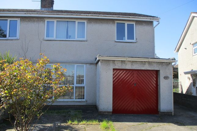 4 bed semi-detached house for sale in Heol Fair, Porthcawl CF36