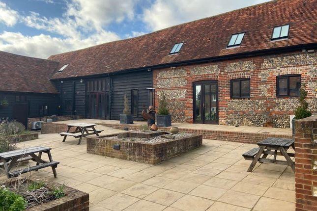 Thumbnail Office to let in Unit 1 Fagnall Farm Barns, Winchmore Hill, Amersham, Buckinghamshire