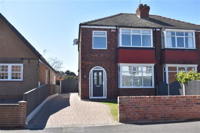 3 bed semi-detached house for sale in Grange Avenue Bawtry, Doncaster DN10