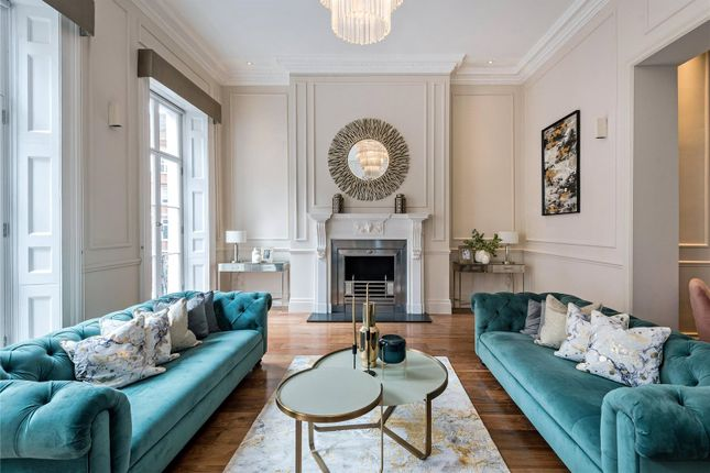 Thumbnail Detached house to rent in Wimpole Street, Marylebone