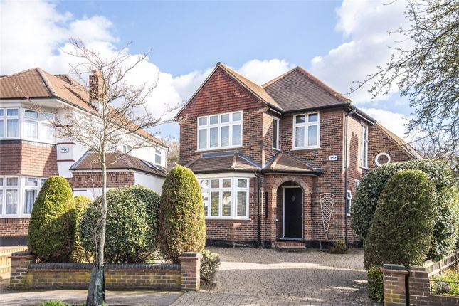 Thumbnail Detached house for sale in Westland Drive, Hayes