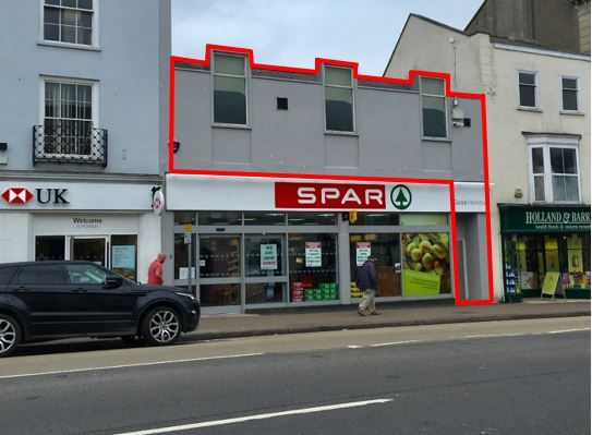 Thumbnail Office to let in First Floor, 88-90, High Street, Honiton