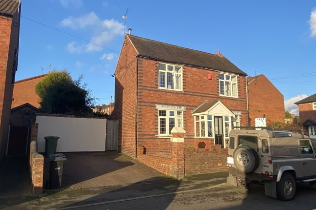 Thumbnail Detached house for sale in Barr Street, Lower Gornal, Dudley, West Midlands