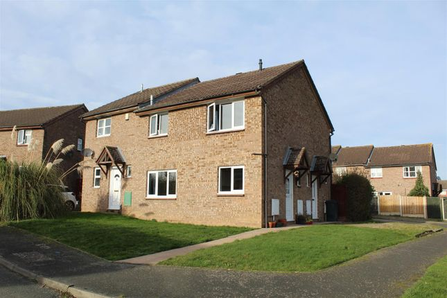 Thumbnail Terraced house for sale in Ladycroft Close, Radbrook Green