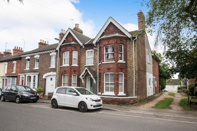 Thumbnail Flat for sale in Wing Road, Leighton Buzzard