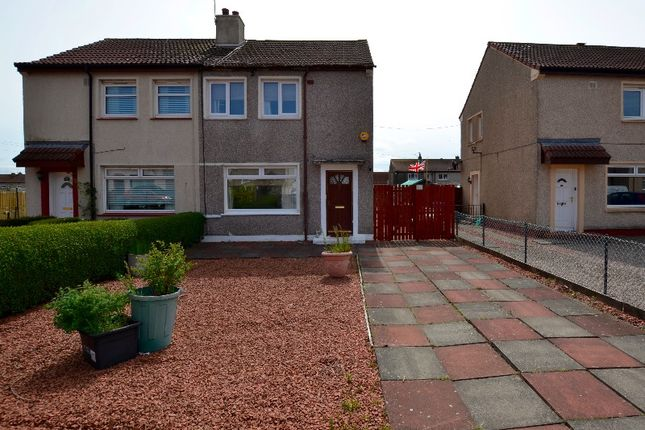 Thumbnail Semi-detached house to rent in Mayfield Road, Saltcoats, North Ayrshire