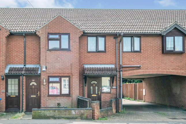 2 bed terraced house for sale in Southwell Road, Norwich NR1