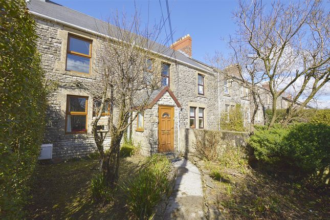 Thumbnail End terrace house for sale in Wells Road, Chilcompton, Radstock, Somerset