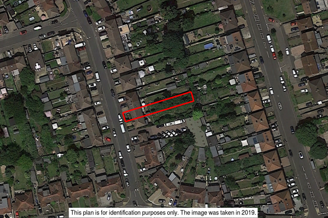310 Aerial.Png of 8 Denison Road, Feltham, Greater London TW13
