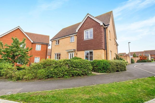 Thumbnail Detached house for sale in Belfry Drive, Hoo, Rochester