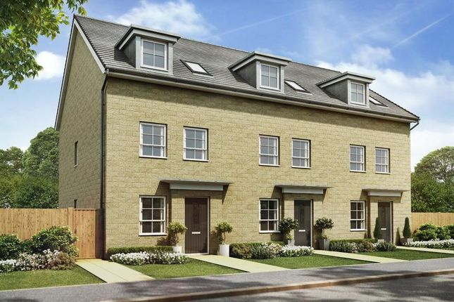 """Thumbnail End terrace house for sale in """"Norbury"""" at Fields Farm Road, Hyde"""