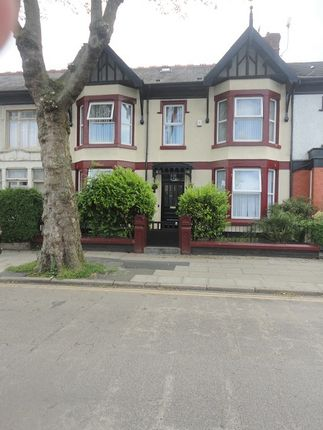 Thumbnail Terraced house for sale in Priory Road, Anfield, Liverpool