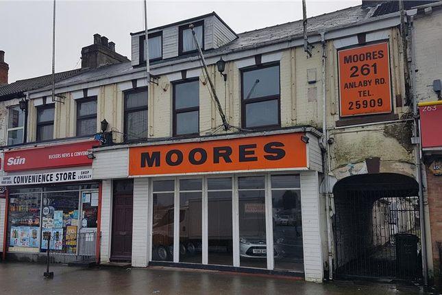 Thumbnail Commercial property for sale in Anlaby Road, Hull, East Yorkshire