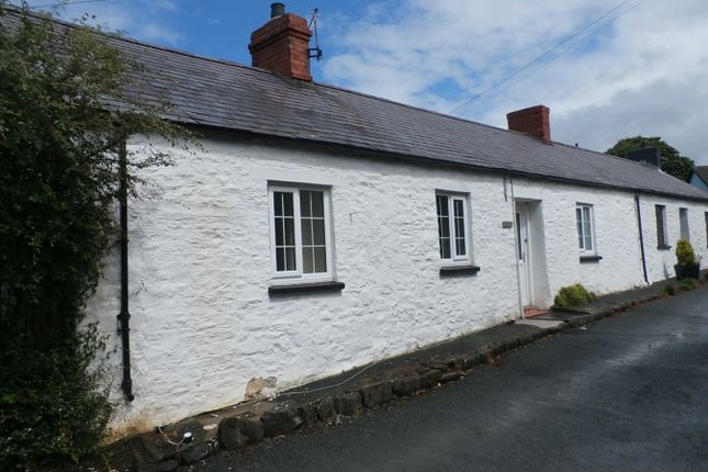 Thumbnail Cottage for sale in Chapel Street, Llanon